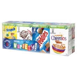Pic A Pac - Nestlé Variety Pack