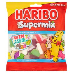 HARIBO Supermix Bag 180g £1 PM