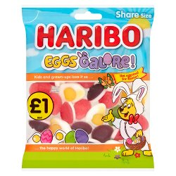 HARIBO Eggs Galore Bag 160g £1PM