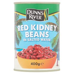 Dunn's River Red Kidney Beans in Salted Water 400g
