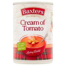 Baxters Favourites Cream of Tomato 400g