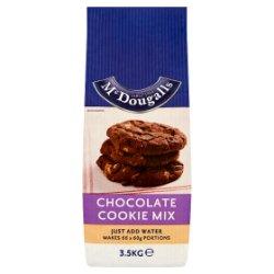 McDougalls Chocolate Cookie Mix 3.5kg