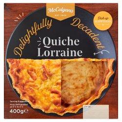 McColgan's Quiche Lorraine 400g