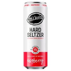 Mike's Hard Seltzer Raspberry 330ml