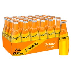 Schweppes Orange Juice