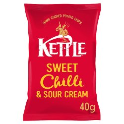 KETTLE® Sweet Chilli & Sour Cream 40g
