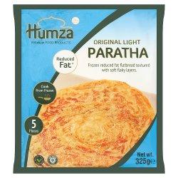 Humza Premium Food Products 5 Original Light Paratha 325g