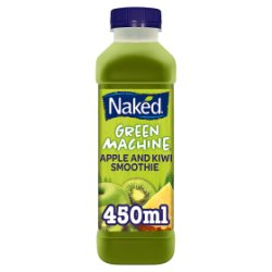 Naked Green Machine Apple Banana Smoothie 450ml