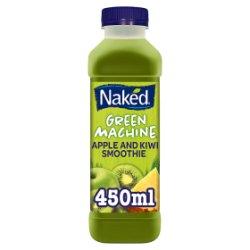 Naked Green Machine Apple Banana Smoothie 450ml