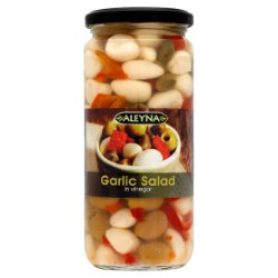 Aleyna Garlic Salad in Vinegar 480g