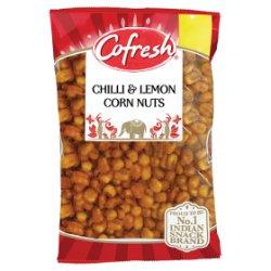 Cofresh Chilli & Lemon Corn Nuts 350g