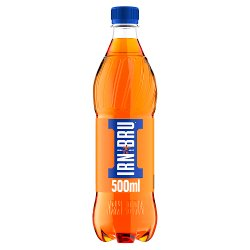 IRN-BRU 500ml Bottle