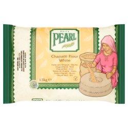 White Pearl Chapatti Flour White 1.5kg