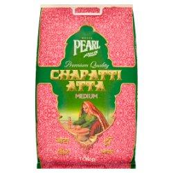 White Pearl Premium Quality Chapatti Atta Medium 10kg