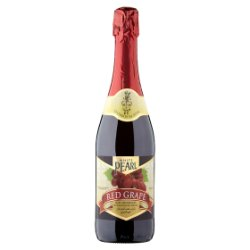 White Pearl Red Grape Non-Alcoholic Sparkling Juice Drink 750ml