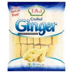 Taj Crushed Ginger 400g