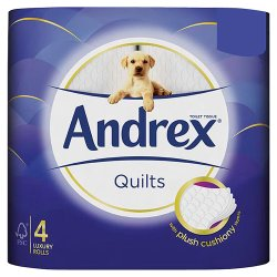 Andrex Quilts PM £1.99