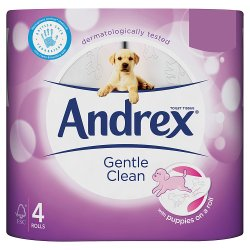 Andrex GBP1.99 Puppies