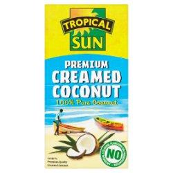 Tropical Sun Premium Creamed Coconut 200g