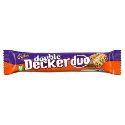 Cadbury Double Decker Duo Chocolate Bar 80g