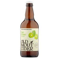 Old Mout Cider Kiwi & Lime Bottle 500ml