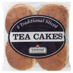 Schulstad Bakery Solutions Fruited Tea Cakes