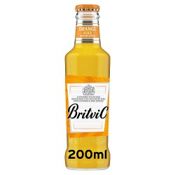 Britvic Orange Juice from Concentrate 200ml
