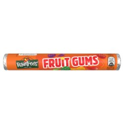 ROWNTREE'S Fruit Gums Sweets Tube 48g