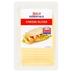 Best-in Essentials Cheese Slices 200g