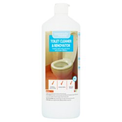 Essentially Cleaning Toilet Cleaner & Renovator W2 1L