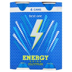 Best-One Energy Drink 4 x 250ml
