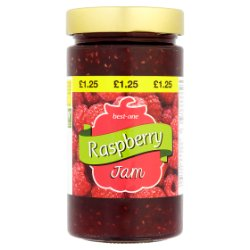Best-One Raspberry Jam 454g