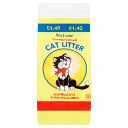 Best-One Cat Litter 2 Litre