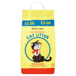 Best-One Cat Litter 8L