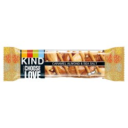 KIND Caramel Almond & Sea Salt Snack Bar 40g