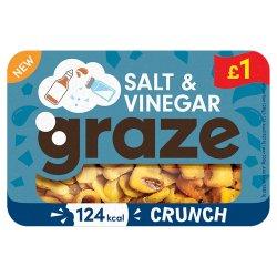 Graze Salt & Vinegar Crunch 28g