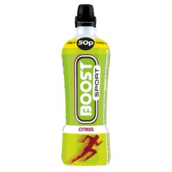 Boost Sport Citrus 500ml