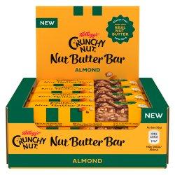 Kellogg's Crunchy Nut Butter Bar Almond Butter 12 x 45g