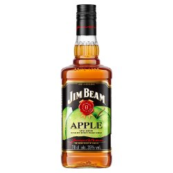 Jim Beam Apple Kentucky Straight Bourbon Whiskey 700ml