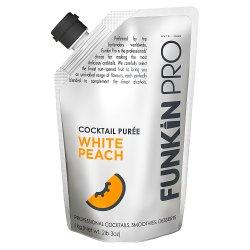 FunkinPro White Peach Purée 5 x 1kg