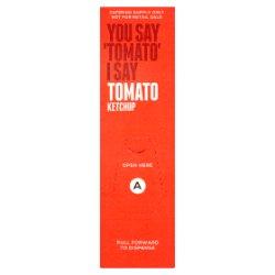 Tomato Ketchup 198 Sachets