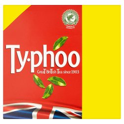 Typhoo 80 Foil Fresh Teabags 232g