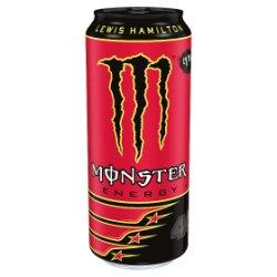 Monster Energy LH44 500ml PMP £1.25