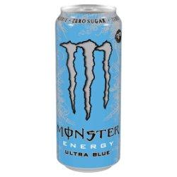Monster Energy Ultra Blue 500ml PMP £1.25