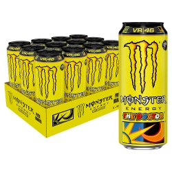 Monster The Doctor Energy Drink 12 x 500ml PM £1.39