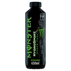 Monster HydroSport Striker 650ml Bottle PM £1.49