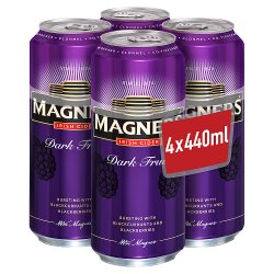 Magners Irish Cider Dark Fruit 440ml