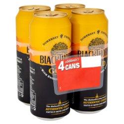 Blackthorn Gold Cider Apple 4 x 500ml