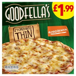Goodfellas Thin Margharita £1.99