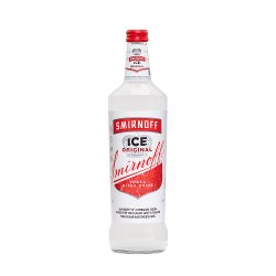 Smirnoff Ice Vodka Mixed Drink 70cl Bottle